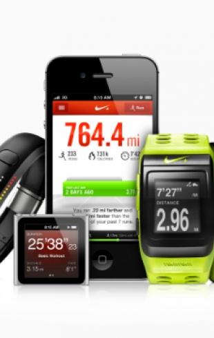 NIKE+ Running: не останавливайся на достигнутом