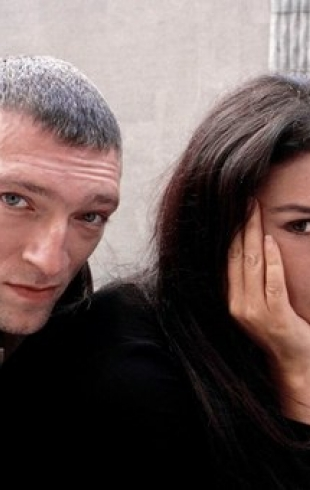 Официально: Моника Белуччи и Венсан Кассель разводятся