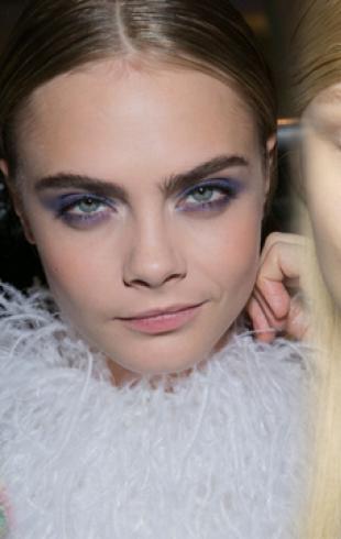 Модный макияж сезона осень 2013