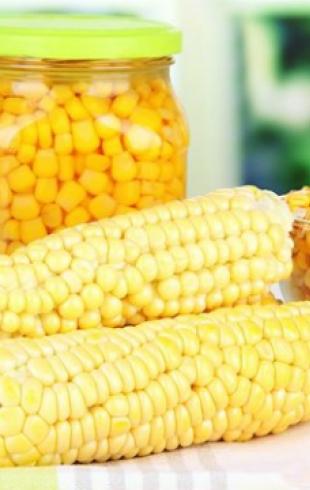 Топ 3 лучших способа консервации кукурузы