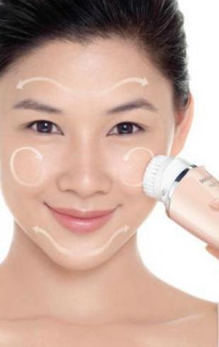 Электрическая щетка для чистки лица: все о гаджете