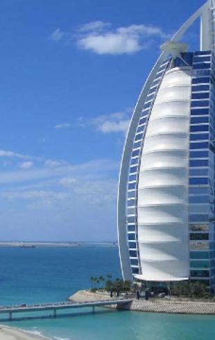 Лучшие отели мира: Hotel Burj Al Arab