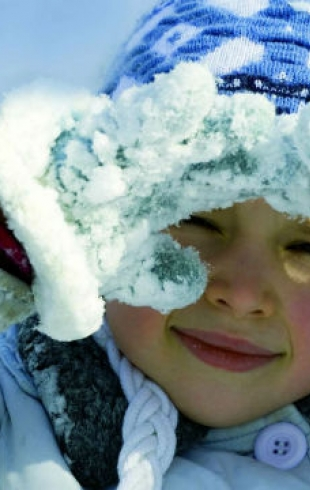 Как укрепить иммунитет ребенка зимой