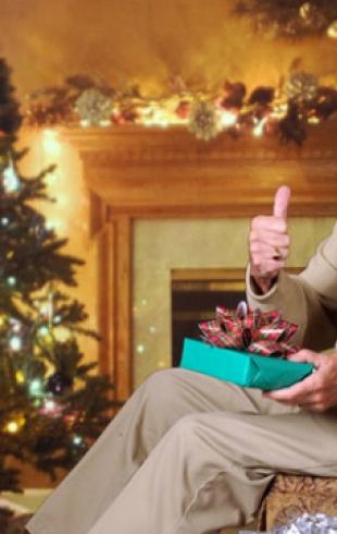 Что подарить папе на Рождество и Новый год 2018