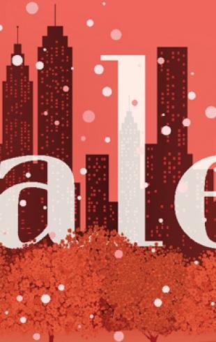 Новогодние скидки и распродажи зимы 2013-2014