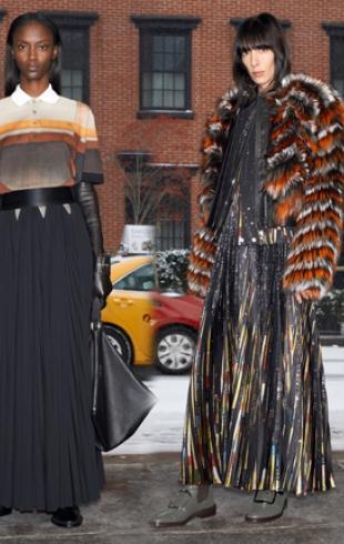 Коллекция Givenchy pre-fall 2014
