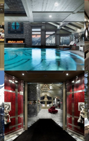 Лучшие отели мира: Hotel Le K2, Куршевель, Франция