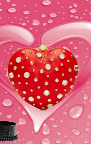 Топ 14 клатчей ко Дню Валентина из киевских магазинов