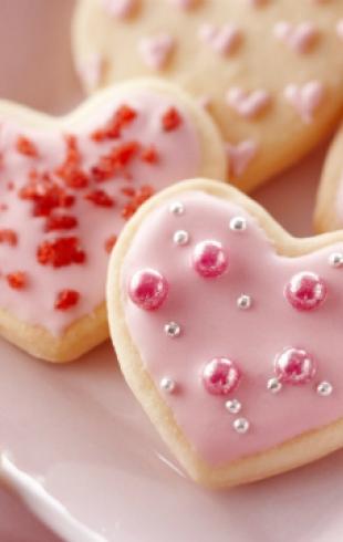 Съедобные валентинки: топ 5 вариантов