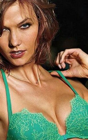 Карли Клосс представила новую рекламную кампанию Victoria's Secret
