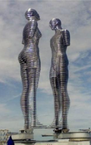 Памятник варенику, носу и другие необычные монументы. ФОТО