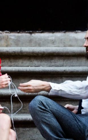 Кира Найтли и Адам Ливайн встретятся на большом экране