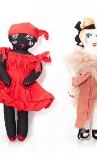 Куклы от кутюр спешат на помощь