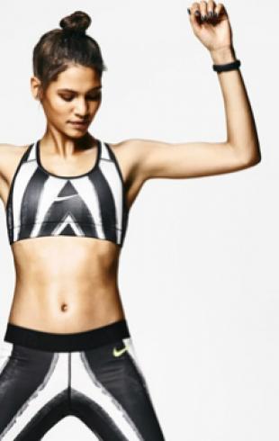 Nike выпустил коллекцию Nike Tight of the Moment с эксклюзивными принтами