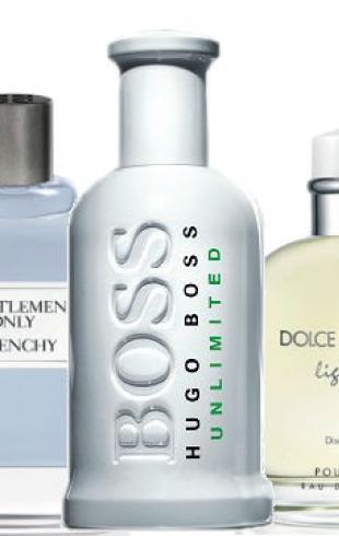 Посоветуйте мужчине: 7 мужских парфюмерных новинок лета 2014