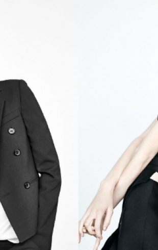 Лукбук коллекции Zara осень-зима 2014
