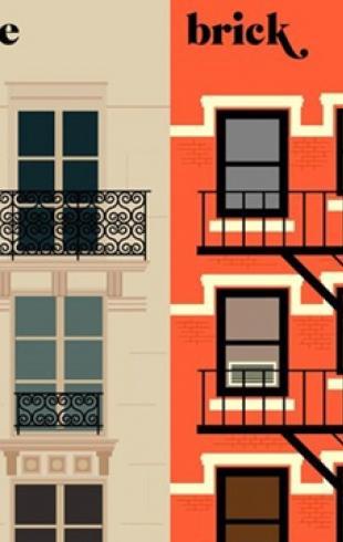 Артпроект: чем Нью-Йорк отличается от Парижа