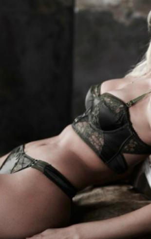 Бренд Victoria's Secret запустил рекламную кампанию коллекции Fearless