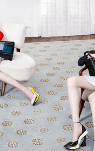 Стартовала рекламная кампания аксессуаров Dior, осень-зима 2014-2015