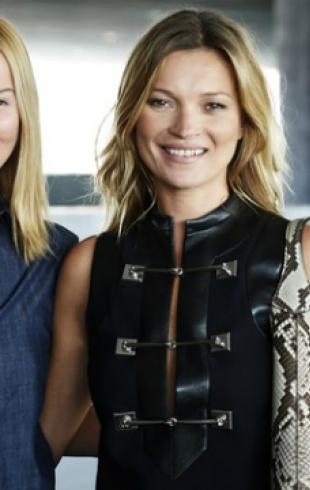 Кейт Мосс стала героиней фильма Gucci