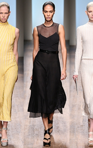 Неделя моды в Милане: Salvatore Ferragamo, весна-лето 2015