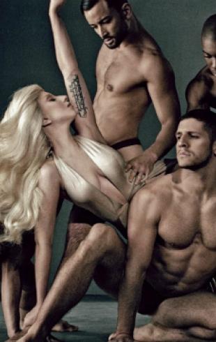 Вышел рекламный ролик второго парфюма Леди Гаги