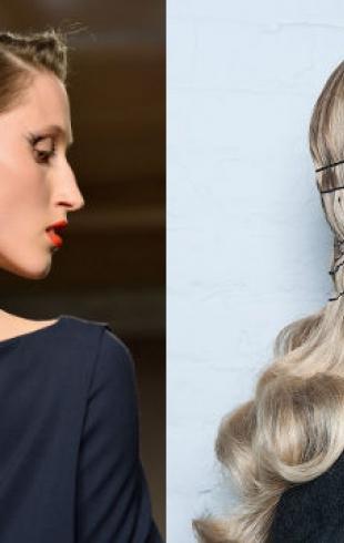 Сколько невидимок необходимо для модной прически