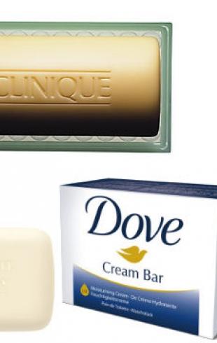 Каким мылом можно умывать лицо