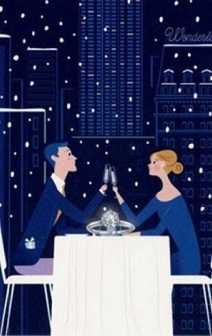 Красивый Новый год: чем удивила рождественская кампания Tiffany