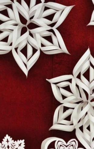 Что смастерить из бумаги на Новый год