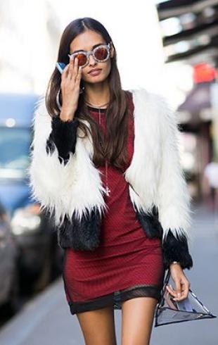 Как одеваться зимой: вдохновение street style