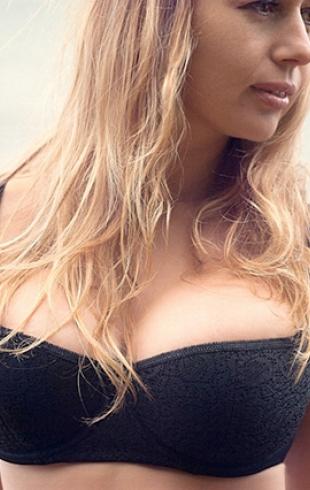 Как похудеть и не потерять грудь