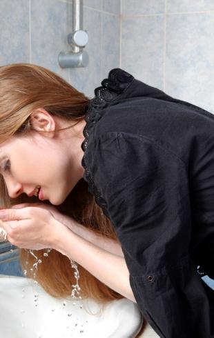 Какой водой лучше умываться