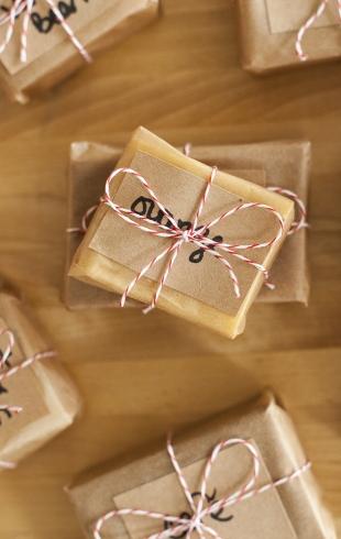 Как сделать натуральное мыло в домашних условиях