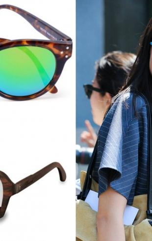 Street style: какие модные солнцезащитные очки выбрать летом 2015