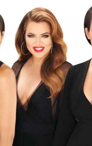 Волосы, как у Кардашьян: линия стайлинговых средств знаменитых сестер