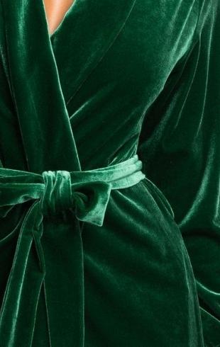 Бархат и современность: как носить бархатные вещи