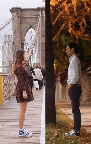 «Половинки»: пара придумала, как победить расстояние, разделявшее их любовь