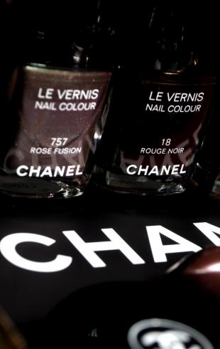 Макияж в стиле женщины-вамп: рождественская коллекция макияжа Chanel