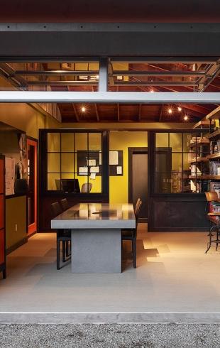 Как превратить гараж в уютное место