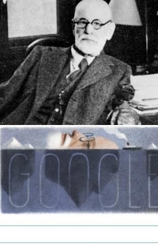 Зигмунд Фрейд: Google выпустил дудл в честь психолога, который знает о нас все даже после своей смерти