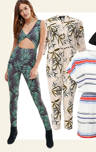 Что купить, чтобы выпендриться: модные комбинезоны весна-лето 2016