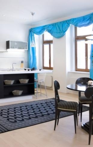 Дизайн штор для кухни: класные варианты для кухни в стиле Прованс, модерн и не только