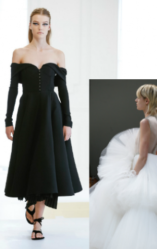 16 самых роскошных вечерних платьев на Неделе высокой моды в Париже