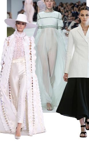 Не как все: 35 необычных свадебных платьев для невест haute couture