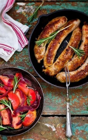 Все буде смачно 17.07.2016: домашние колбаски от Игоря Мисевича ВИДЕО