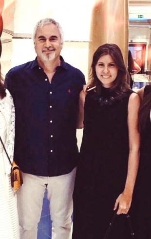 Как отдыхают звезды: Валерий Меладзе с дочками от первого брака уехал в Монако