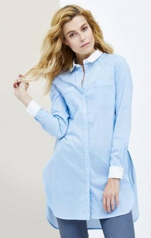 Что носить в офис: модные женские рубашки Femestage