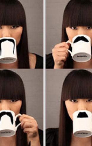 Самые необычные дизайнерские чашки. ФОТО