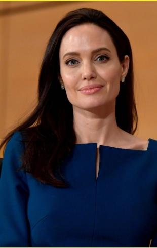 Похорошевшая Анджелина Джоли заметно прибавила в весе ради нового мужчины (ФОТО)